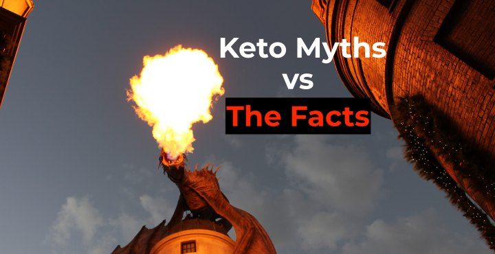 Ep 14 – Keto Myths and The Red Dragon