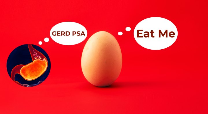 Ep 16 – Gerd is bad , eggs are good